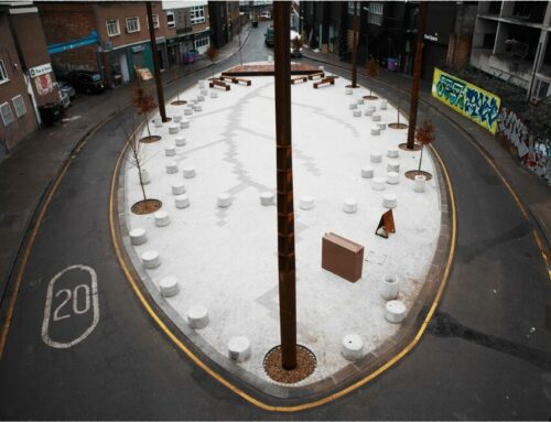 Creating a functional public space in Tower Hamlets, London
